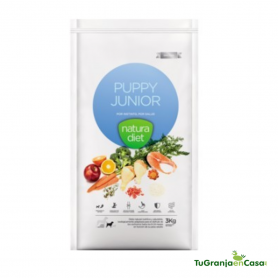 Natura Diet Puppy Junior
