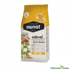OWNAT CAT CLASSIC DAILY CARE 4 KG