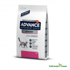 ADVANCE CAT VET URINARY 8 KG