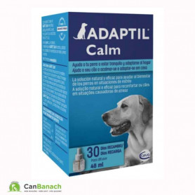 ADAPTIL CALM (DAP) 48 ML RECAMBIO 1 MES