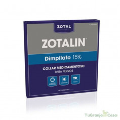 COLLAR ANTIPARASITARIO ZOTALIN