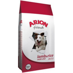 Arion Friends Multivital Lamb&Rice