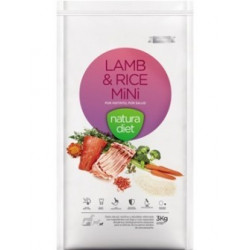 Natura Diet Lamb&Rice Mini