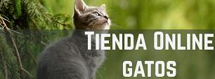 Tienda Online para Gatos