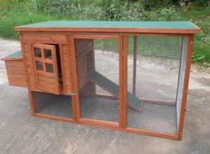 Gallinero prefabricado gallinas
