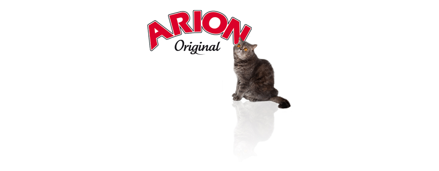 Pienso Arion Original para Gatos