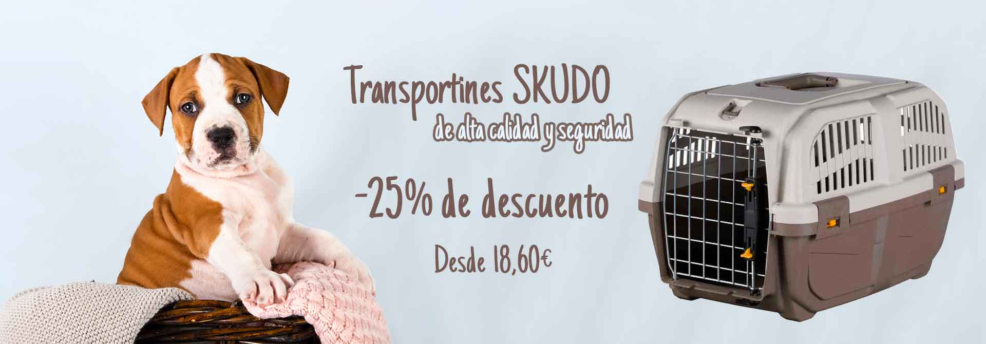 Skudo transportines